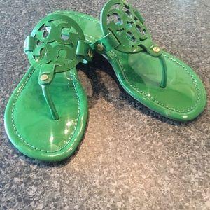 e0ea7182c919 ... Tory Burch Miller Sandals Valentino Lace Print ...